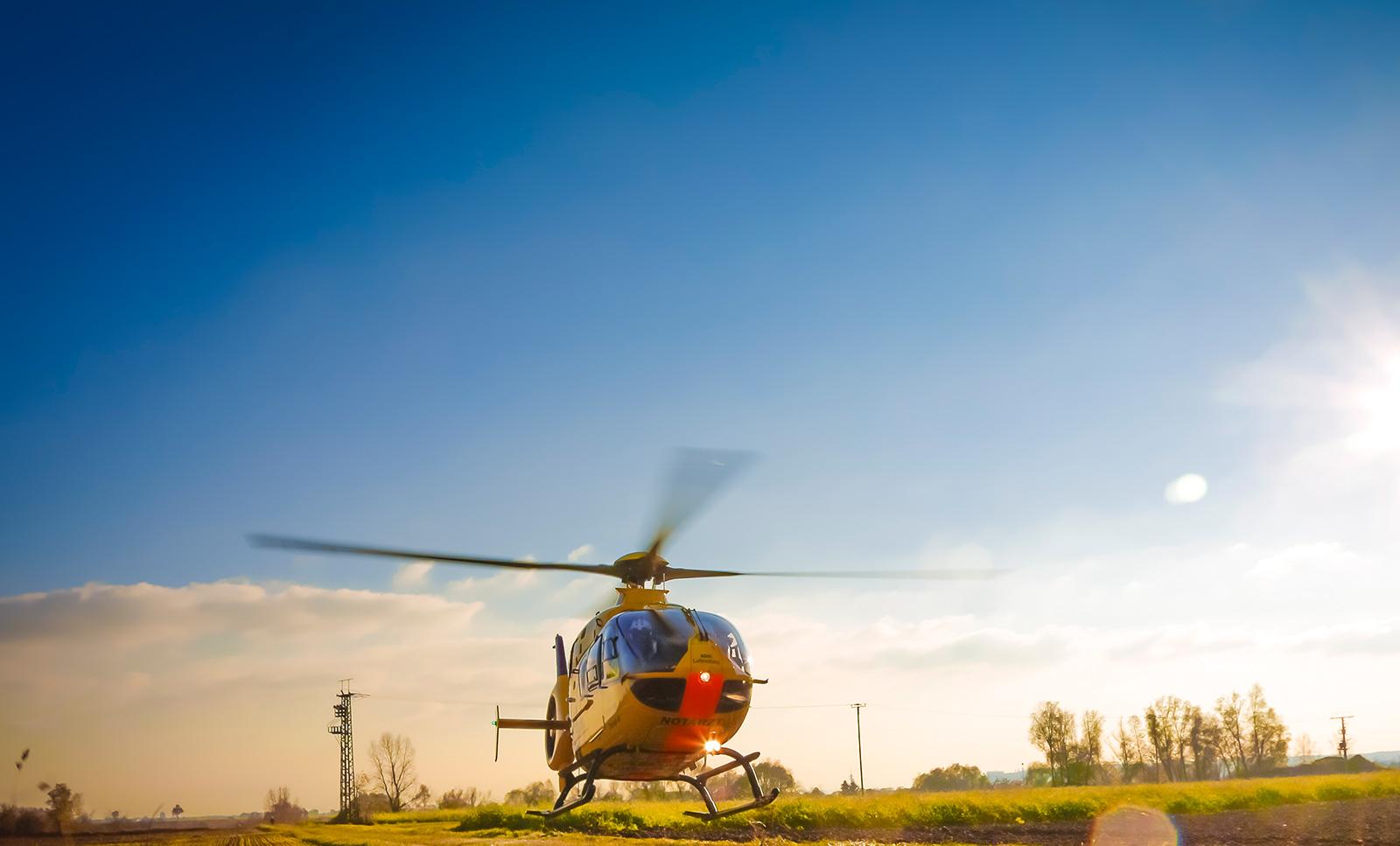 München - Luftrettung fliegt täglich 150 Mal