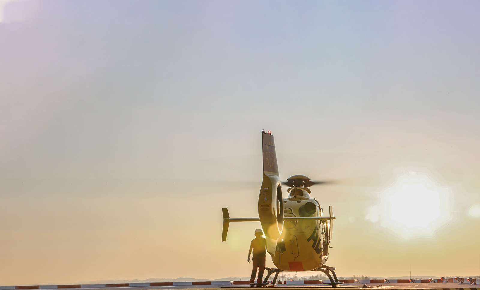 Titelbild ADAC Luftrettung